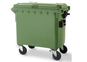 Пластиковый контейнер для мусора MGB 660,770