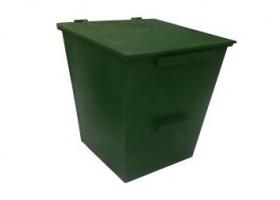 Контейнер для бытового мусора К-0.75 евро