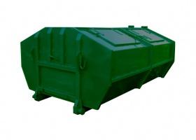 Контейнер для мусора 6 м3
