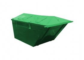 Контейнер для мусора лодочка 6 м3